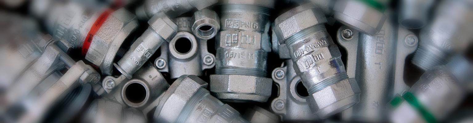 Gebo Original para tubo de acero serie 150 + 220