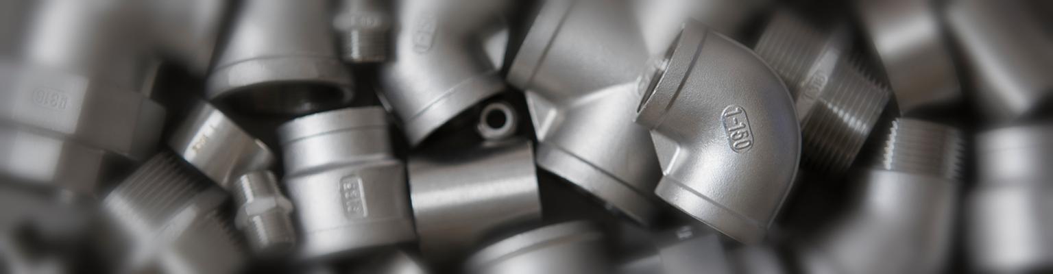 Válvulas de acero inoxidable